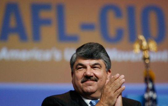 AFL-CIO President Richard Trumka. (AP Photo/Charles Dharapak)
