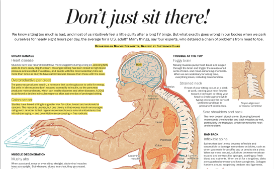 how to avoid back pain while sitting for long hours