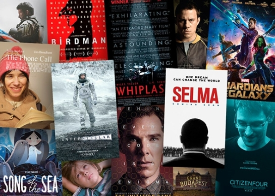 Here are our completed Oscar ballots, plus the consensus picks from Slate readers. Photo illustration by Slate.