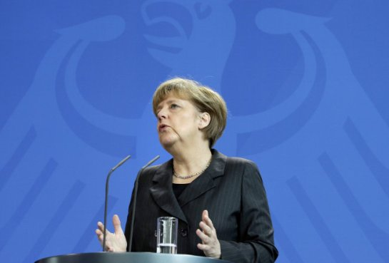 German Chancellor Angela Merkel is slated to visit the White House on Monday.