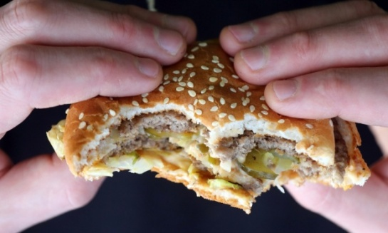Children's poor nutrition worldwide – including in the UK – leads to stunted growth as well as obesity. Photograph: Matt Cardy/Getty Images