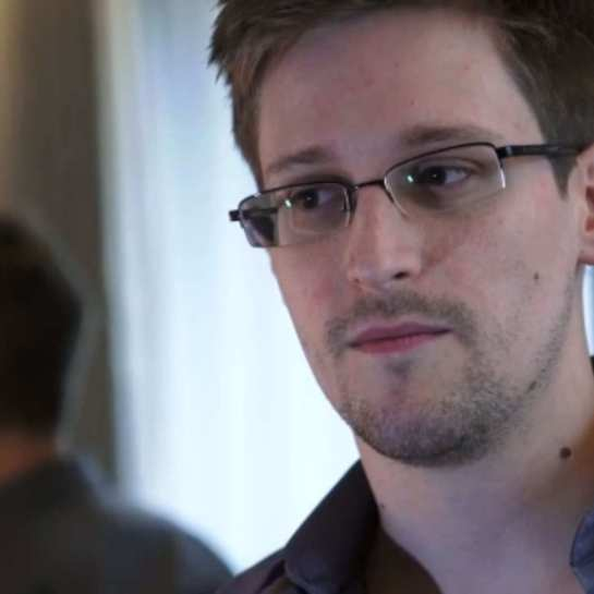 Edward Snowden. Photo: The Guardian