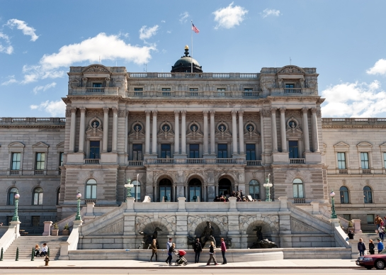 The Library of Congress needs more than a respected scholar. It needs a visionary leader. Photo by Alexey Rotanov/Shutterstock
