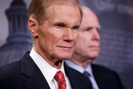 Sen. Bill Nelson, D-Fla., said Tuesday he supports the Iranian nuclear deal in a key win for the Obama administration.