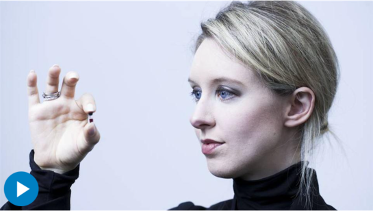 Under pressure from regulators, laboratory firm Theranos has stopped collecting tiny vials of blood drawn from finger pricks for all but one of its tests. WSJ's John Carreyrou explains on Lunch Break With Tanya Rivero. Photo: Martin E. Kilmek