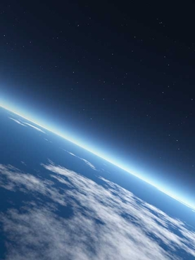 Carbon dioxide is a simple gas that makes up a small part of our planet's atmosphere. ©iStock.com