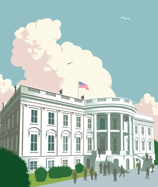 The White House  --  GETTY IMAGES
