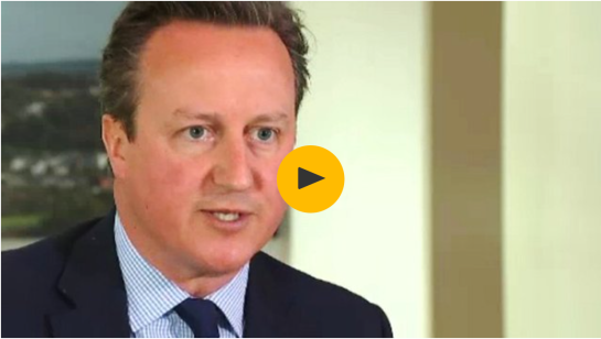 WATCH: David Cameron admitted in an ITV News interview that he benefitted from an offshore investment fund.