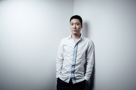Wang Jun. Photographer: Calvin Sit/Bloomberg