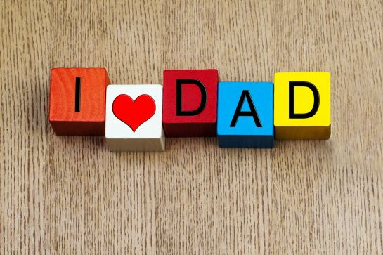 I'd like to dedicate this stock photo selection to my dad. Hi, Dad!		Shutterstock