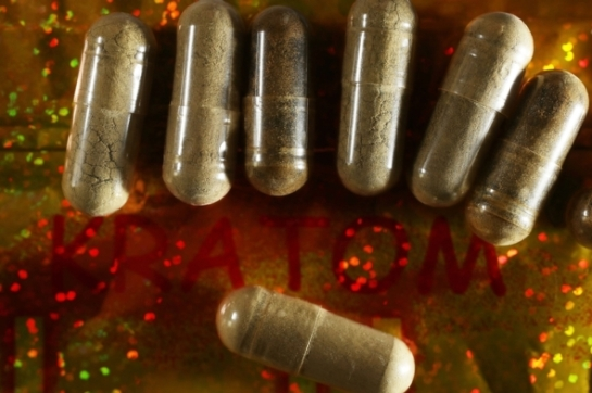 Kratom pills. Credit: JOE RAEDLE, Getty Images