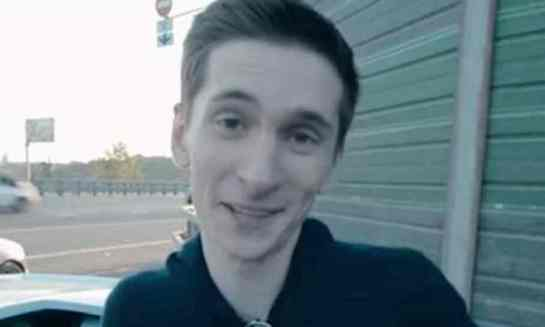 Yevgeniy Nikulin was charged with offences relating to the hacking of computer networks belonging to LinkedIn, Dropbox and Formspring. Photograph: YouTube