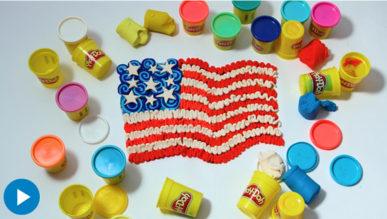 The colorful children's putty known as Play-Doh will be made in America for the first time in a decade starting next year, Hasbro says. Here are five fast facts about everybody's favorite moldable clay. Design: Kurt Wilberding Photo: Allison Scott/The Wall Street Journal