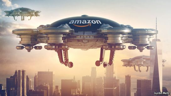 Corporate ambitions: Amazon, the world's most remarkable